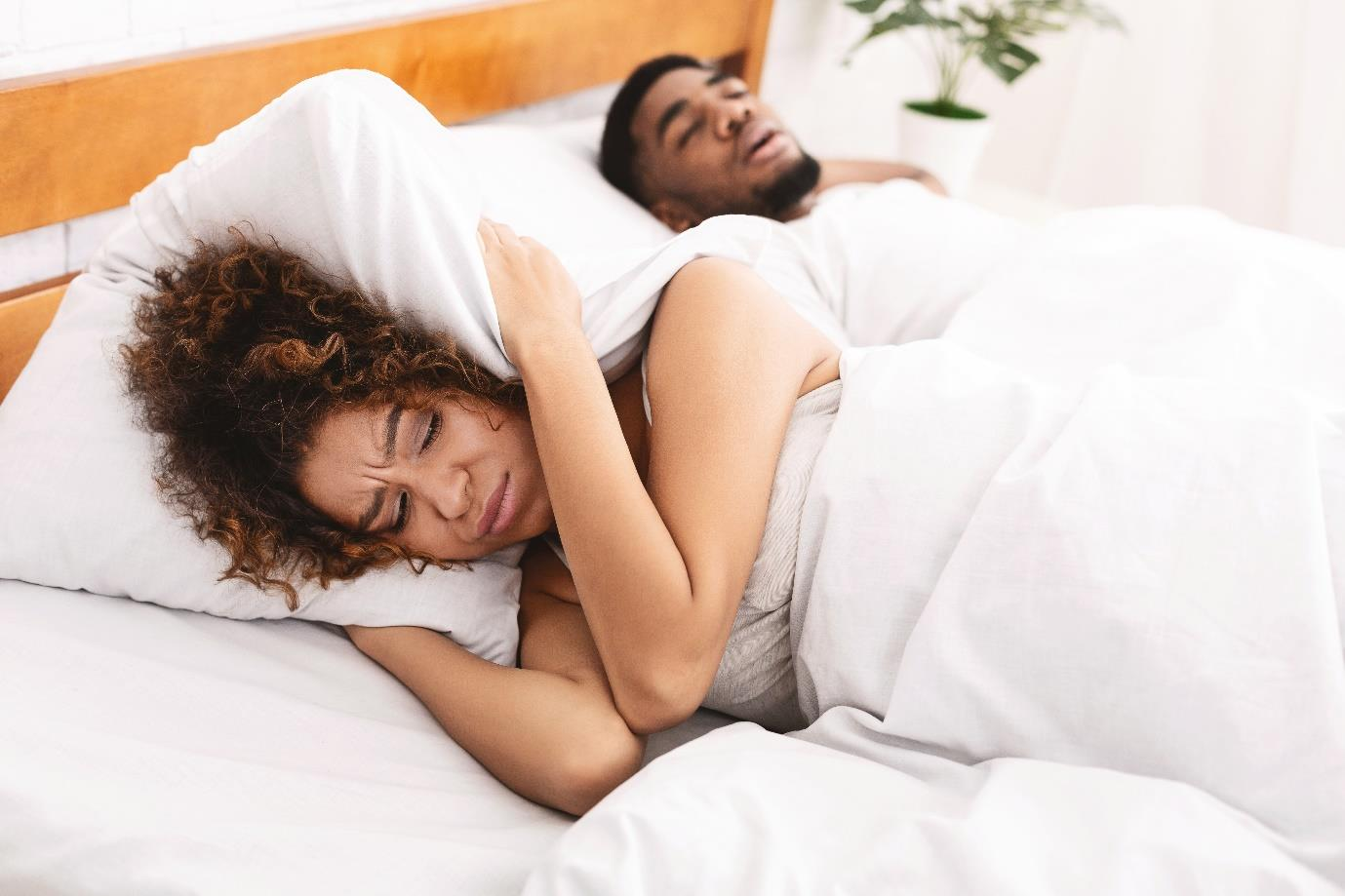 When is a snore not just a snore?